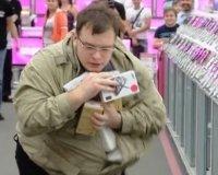 Соревнования по выносу товара из магазина пройдут в Екатеринбурге