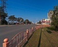 В Сургуте сменят розовые заборы, которые блогер Илья Варламов окрестил «поросячьими»