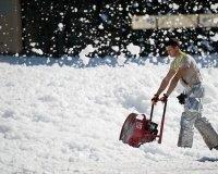 Началась подготовка острова Татышев в Красноярске к зиме