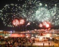 В Казани 30 августа праздничный салют будет хорошо виден с двух площадок