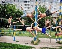 В 2017 году в Сургуте появятся три новые площадки для воркаута