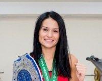 Красноярка поборется за титул чемпиона России по кикбоксингу