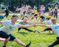 28 августа в Казани пройдет последняя тренировка проекта «Зеленый фитнес»