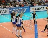 Екатеринбург готовится принять международные соревнования по волейболу