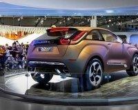 АВТОВАЗ представил на московском автосалоне новые концепты
