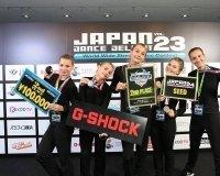 Красноярские танцоры покорили Японию