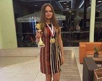 Красноярская студентка победила на чемпионате мира по шашкам в двух программах