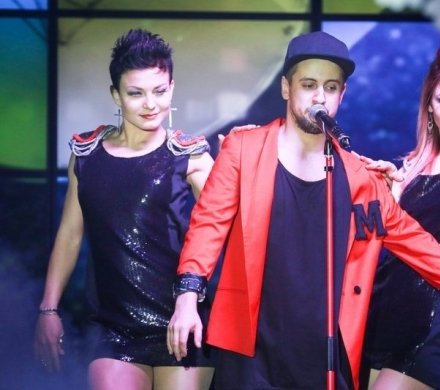 МОНАТИК даст концерт  24 сентября в РК