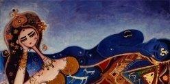 В Казани открылась выставка художницы Джанан Бербер