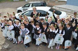 Проект ŠKODA Кроха провел «Уроки безопасности» для детей