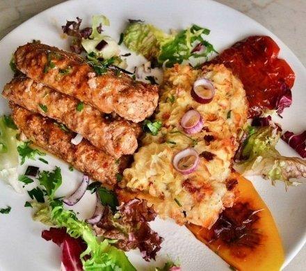 Рестораны с блюдами национальных кухонь: «Балкан гриль», «Шок» и другие