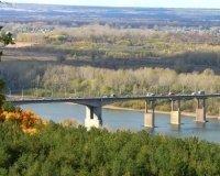 На уже «старом» Затонском мосту будет ограничено движение