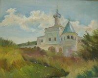 Уфимцы увидят пейзажи Урала, исполненные москвичами