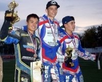 Тольяттинец Глеб Чугунов — чемпион России по мотогонкам