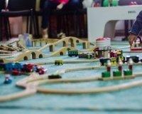 В Тюмень приедет игрушечная железная дорога площадью более 60 кв. м