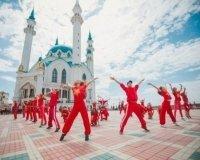 24 сентября в городе  устроят танцевальный флешмоб «Голосуй за Казань»
