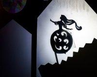Театр теней покажет спектакль «Про драконов и принцесс»