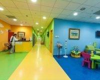 В Караганде открылся первый в области Детский медицинский центр.