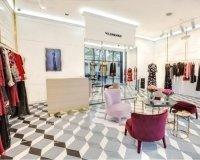 В начале октября состоится открытие мультибрендового бутика.