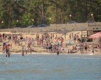 Теперь вход на пляж «Волна» в Тольятти будет свободным