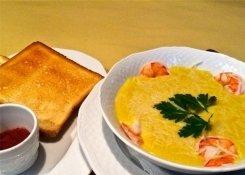 Завтраки в ресторане Cesario