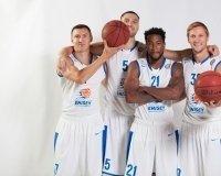 Баскетбольный «Енисей» презентовал обновленный игровой состав на сезон-2016/17