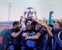 «Енисей-СТМ» стал чемпионом России по регби