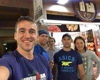 В Красноярском крае четыре спортсмена получили титул Ironman