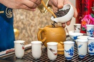 В Тюмени открылась новая чайная Цех records