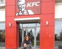 Экскурсия по кухне KFC Центрального в Ижевске