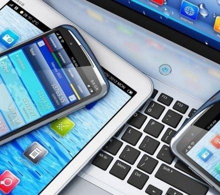 Пять самых популярных мобильных приложений