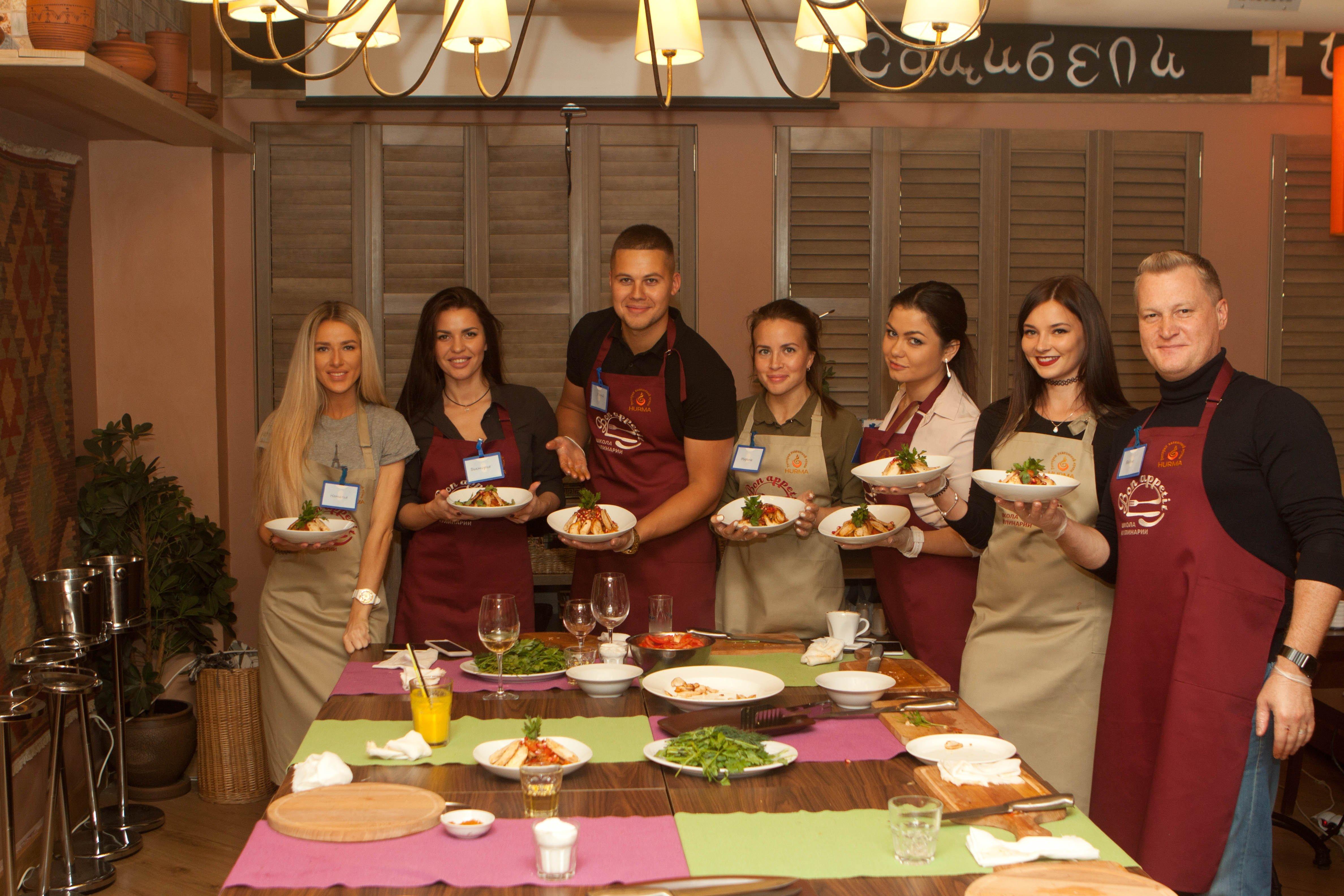 Клуб кулинарных знакомств