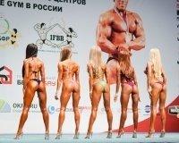 Екатеринбург готовится принять Чемпионат России  по бодибилдингу и фитнес-бикини