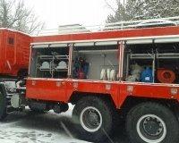 В Караганде пройдет выставка спасательной техники
