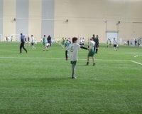 100 детей сыграют против футболистов «Енисея»