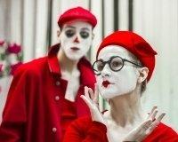 Детский спектакль «Белый клоун, Красный клоун» в Ижевске