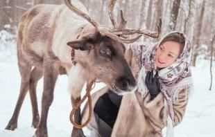 Розыгрыш билетов в питомник ездовых северных оленей «Северное сияние»