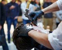 29 и 30 октября казанских мужчин побреют кинжалом, острым топором и заточенным ножом