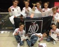 Красноярские школьники заняли первое место на чемпионате мира по хип-хопу