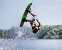 Кататься на вейкборде можно будет на озере Лебяжье