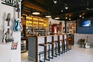 Кофе, рок-н-ролл и старый Fender