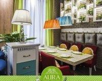 В Астане открылся Aura verdant restaurant