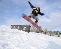 Райдеры, кэш и Mercedes: на горнолыжном курорте «Солнечная долина» открыли сезон!