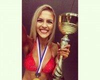 Красноярская спорстменка стала чемпионкой мира в номинации фитнес-бикини