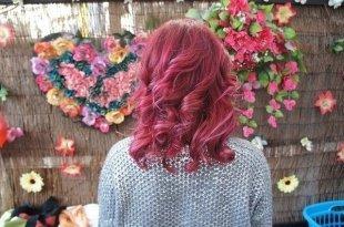 5 инстаграмов девушек с розово-сине-лиловыми волосами: Dara Muscat, Alberta Ushakova и другие