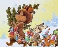 Худмузей дарит плюшки за советскую новогоднюю атрибутику