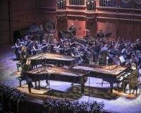 В Челябинске состоится шоу трёх роялей Bel Suono