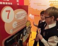 В Кургане открылась бесплатная выставка «Дети в интернете»