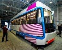 В Красноярске появился трамвай с Wi-Fi и климат-контролем