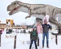 1 декабря откроется Ледниковый период в «Юркин Парке»